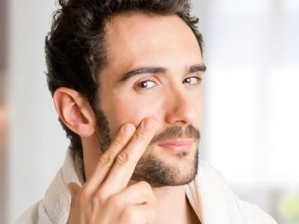Cures facials masculines
