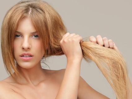 Productes pel cabell sec